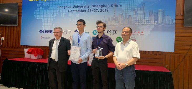 IESM 2019 – Best paper student awards