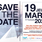 save the date 19 mars 2020