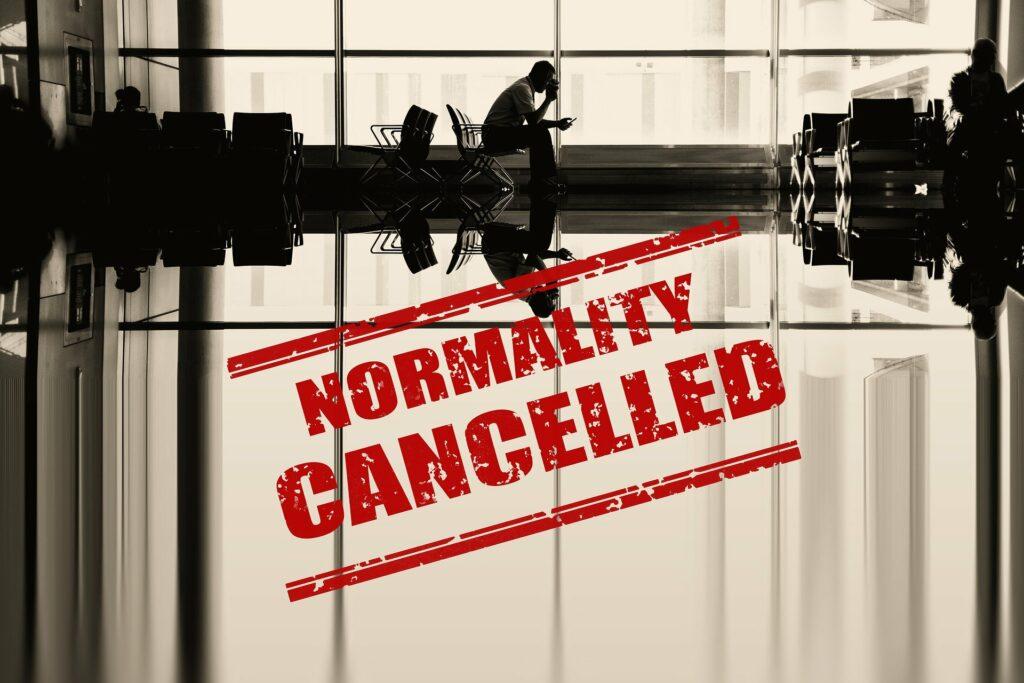 Normality cancelled - renforcer la résilience des organisations